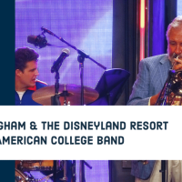 Jiggs Whigham Jazzes Up the Night With The Disneyland Resort 2019 All-American College Band