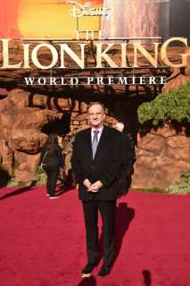 """HOLLYWOOD, CALIFORNIA - JULY 09: Visual effects supervisor Robert Legato attends the World Premiere of Disney's """"THE LION KING"""" at the Dolby Theatre on July 09, 2019 in Hollywood, California. (Photo by Alberto E. Rodriguez/Getty Images for Disney)"""