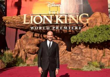 """HOLLYWOOD, CALIFORNIA - JULY 09: Keegan-Michael Key attends the World Premiere of Disney's """"THE LION KING"""" at the Dolby Theatre on July 09, 2019 in Hollywood, California. (Photo by Alberto E. Rodriguez/Getty Images for Disney)"""