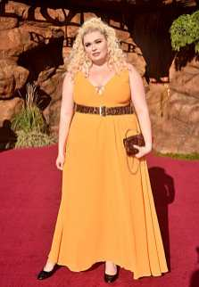 """HOLLYWOOD, CALIFORNIA - JULY 09: Heather Traska attends the World Premiere of Disney's """"THE LION KING"""" at the Dolby Theatre on July 09, 2019 in Hollywood, California. (Photo by Alberto E. Rodriguez/Getty Images for Disney)"""
