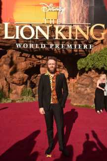 """HOLLYWOOD, CALIFORNIA - JULY 09: Seth Rogen attends the World Premiere of Disney's """"THE LION KING"""" at the Dolby Theatre on July 09, 2019 in Hollywood, California. (Photo by Alberto E. Rodriguez/Getty Images for Disney)"""