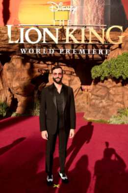 """HOLLYWOOD, CALIFORNIA - JULY 09: Marco Mengoni attends the World Premiere of Disney's """"THE LION KING"""" at the Dolby Theatre on July 09, 2019 in Hollywood, California. (Photo by Alberto E. Rodriguez/Getty Images for Disney)"""
