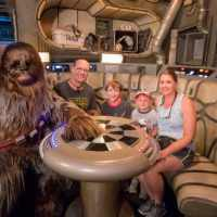 Millennium Falcon: Smugglers Runs Takes 1 Millionth Guest on Galactic Flight at Disneyland
