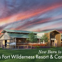 New Barn to Be Built at Disney's Fort Wilderness Resort & Campground