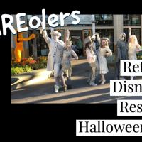 SCAREolers Return to Disneyland Resort for Halloween Time