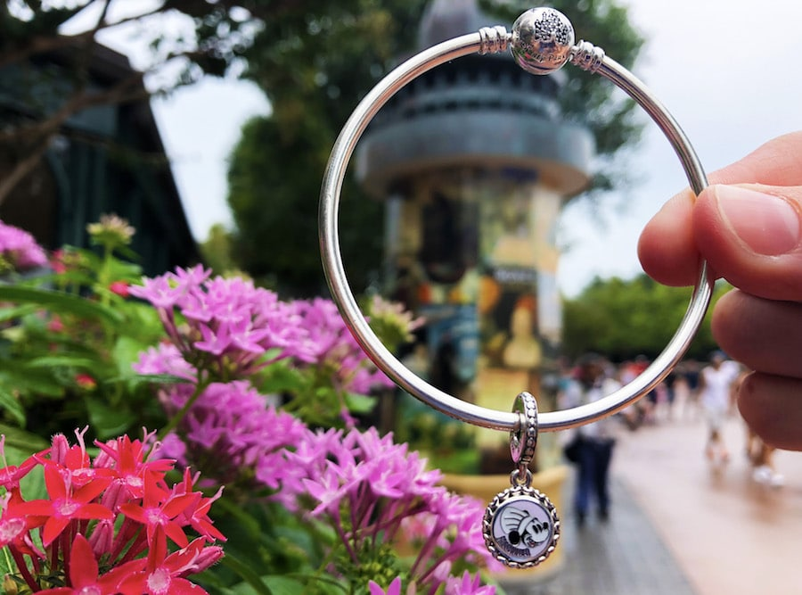 Chef Mickey AP Exclusive Pandora Charm