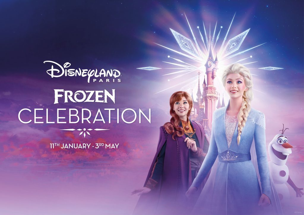 Disneyland Paris - Frozen Celebration