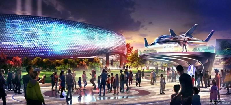 Avengers Campus - Walt Disney Studios Park - Disneyland Paris