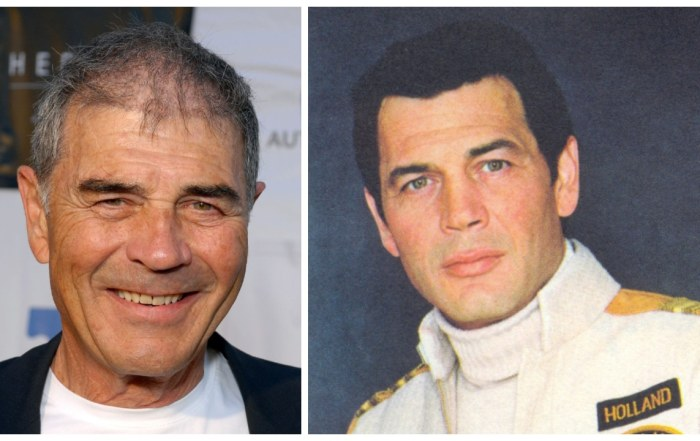 Robert Forster, Captain in Disney's The Black Hole, Dies at 78