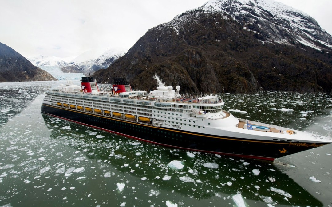 Disney Cruise Line Reveals New Destinations and Itineraries in Europe, Alaska and the Caribbean for Summer 2022