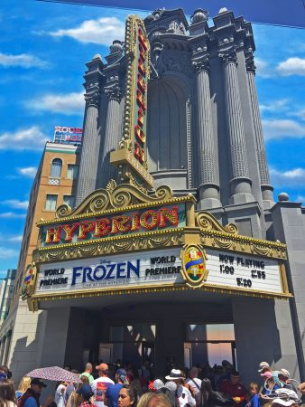 Frozen - Live at the Hyperion Opening Day at Disney California Adventure