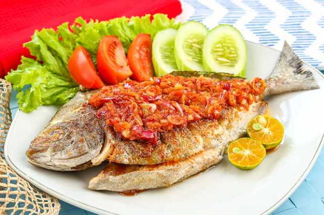 Image result for sambal ikan bakar