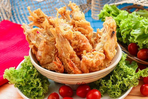Image result for udang goreng tepung crispy