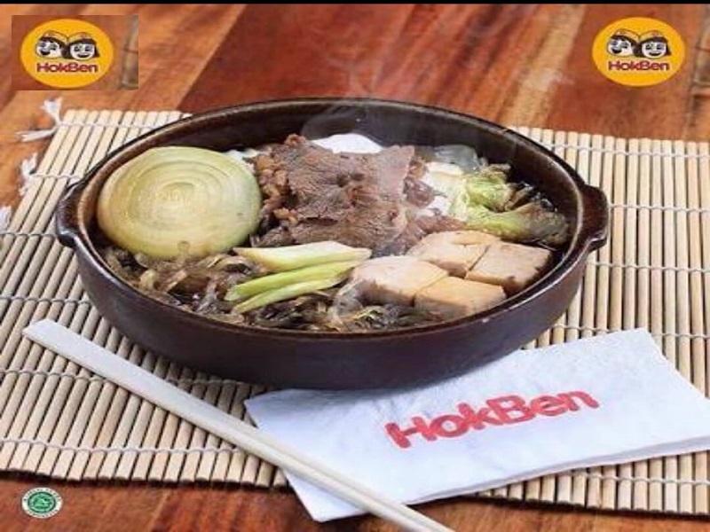 sukiyaki hoka hoka bento