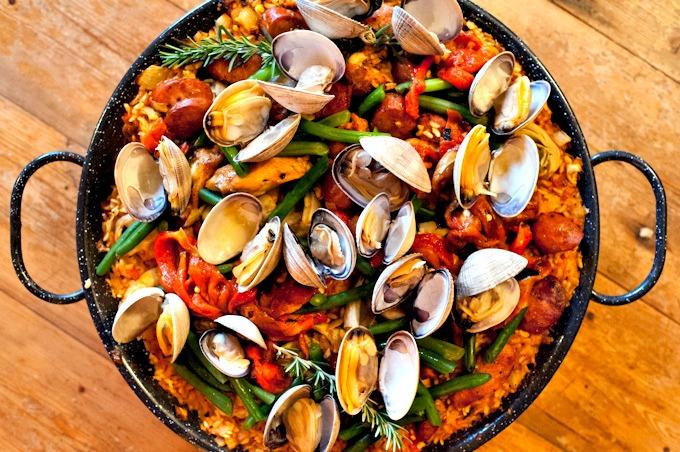Resep Paella Seafood Khas Spanyol