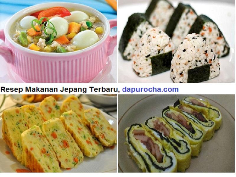 12 Resep Makanan Jepang Praktis Sehari Hari