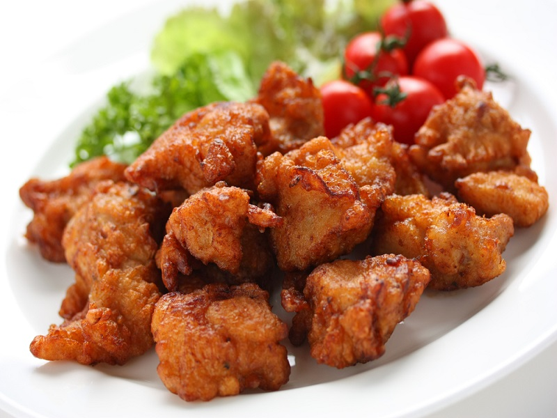 Resep Chicken Karage