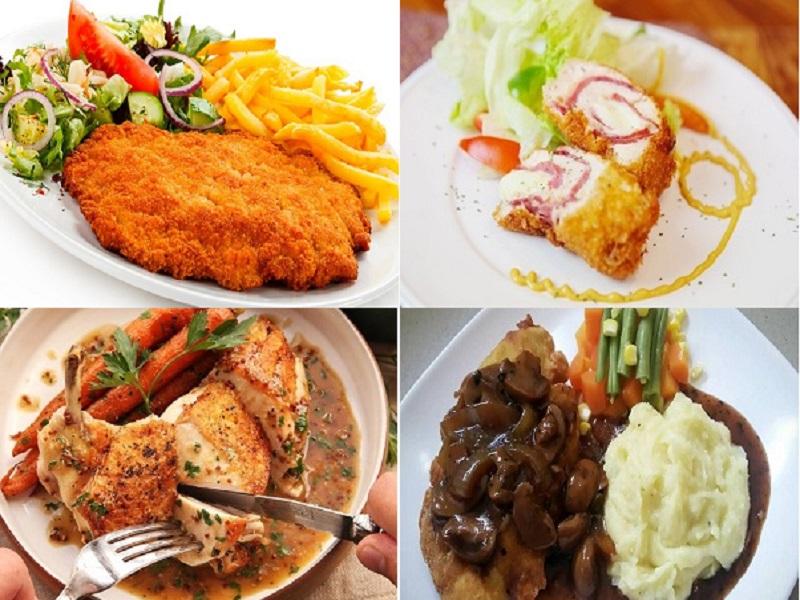 Macam Resep Masakan Ayam Simple Makanan Ala Eropa