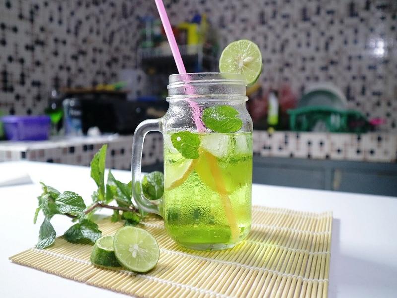 Resep Lime Squash