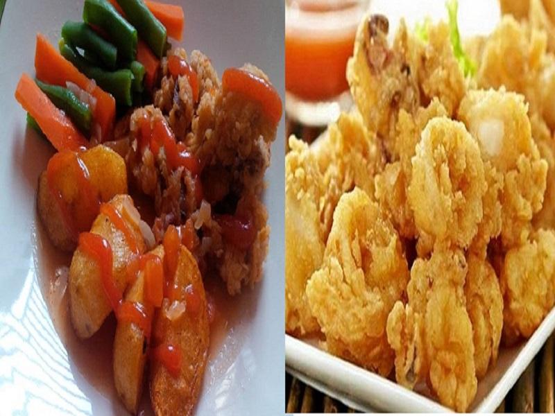 Resep Makanan Cumi Hari Ini Seafood Eropa Dapur Ocha