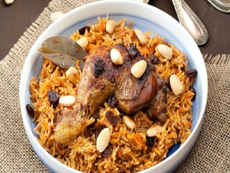 Resep Nasi kebuli ala Timur tengah
