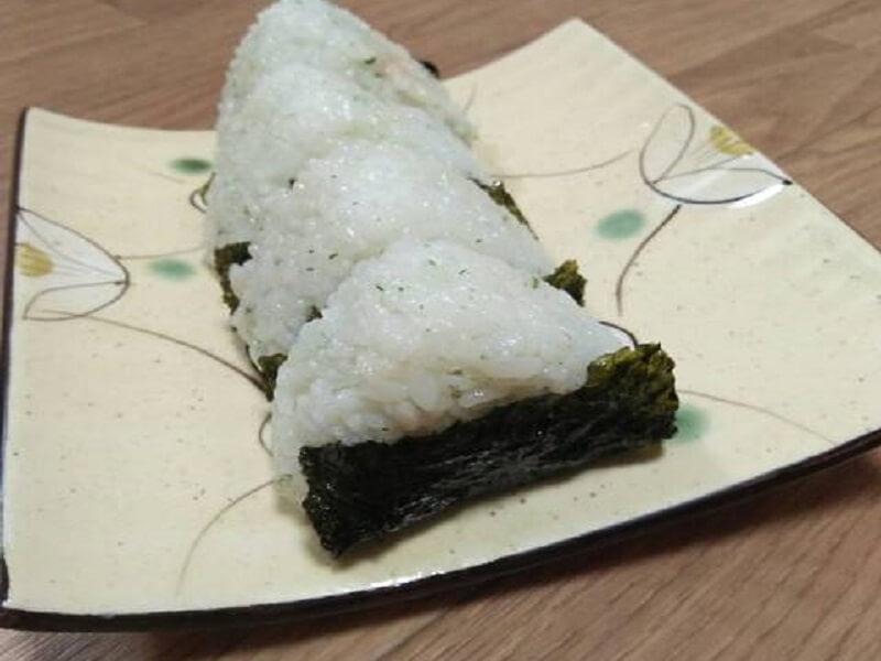 Resep Onigiri Tuna Mayo makanan kekinian