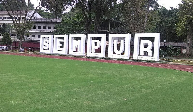 Lapangan Sempur