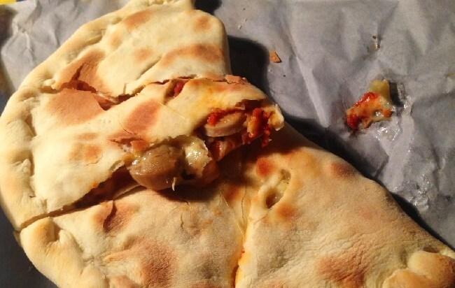 Resep Pizza Calzone
