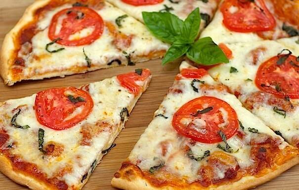Resep Pizza Thin Crust