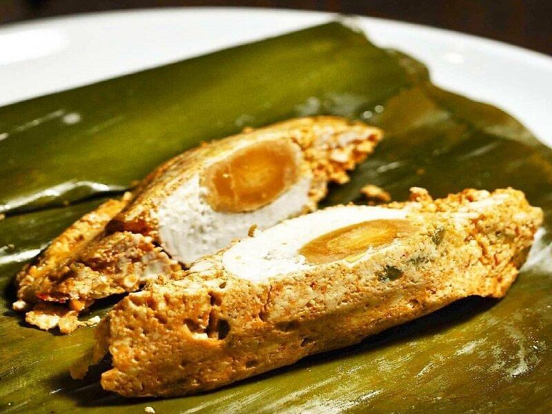 Resep Pepes Tahu Telur Asin Makanan Indonesia Dapur Ocha