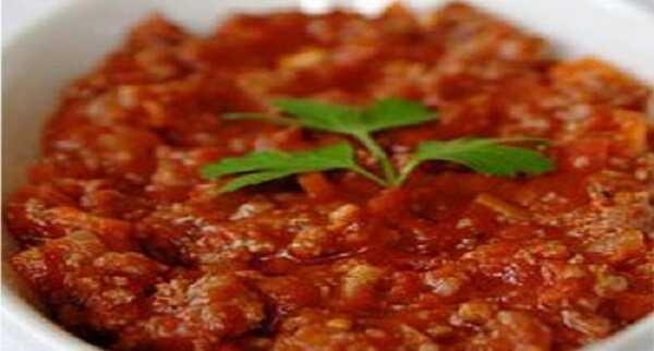 Aneka Resep Saus Bolognese Homemade