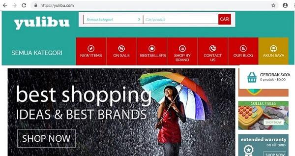 Yulibu Marketplace Dengan Target Pasar Internasional