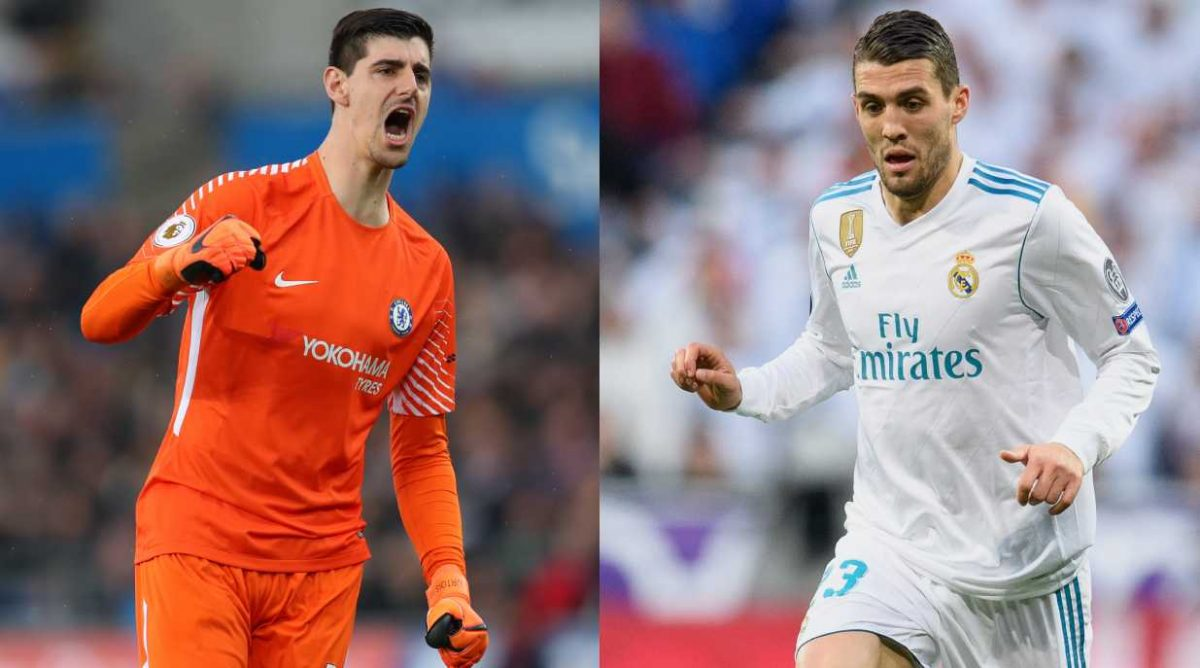 Courtois ang'oka Stamford Bridge, Kovacic aondoka Real Madrid