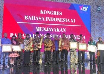 Kongres Bahasa Indonesia ke-XI. ©2018 Merdeka.com