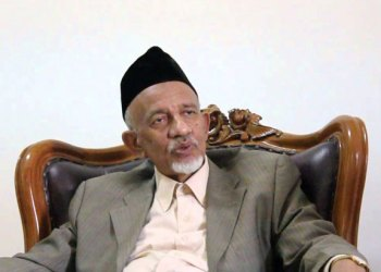 Ketua Umum Dewan Dakwah Islam Indonesia, Muhammad Siddiq.(Foto:youtube/galamedianews.com)