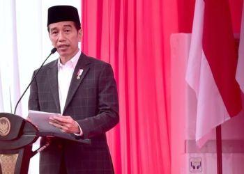 Presiden RI, Joko Widodo (Foto: CNNIndonesia)