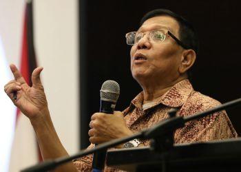 Wakil Ketua Dewan Pers, Hendry CH Bangun (Foto:Ayobandung)