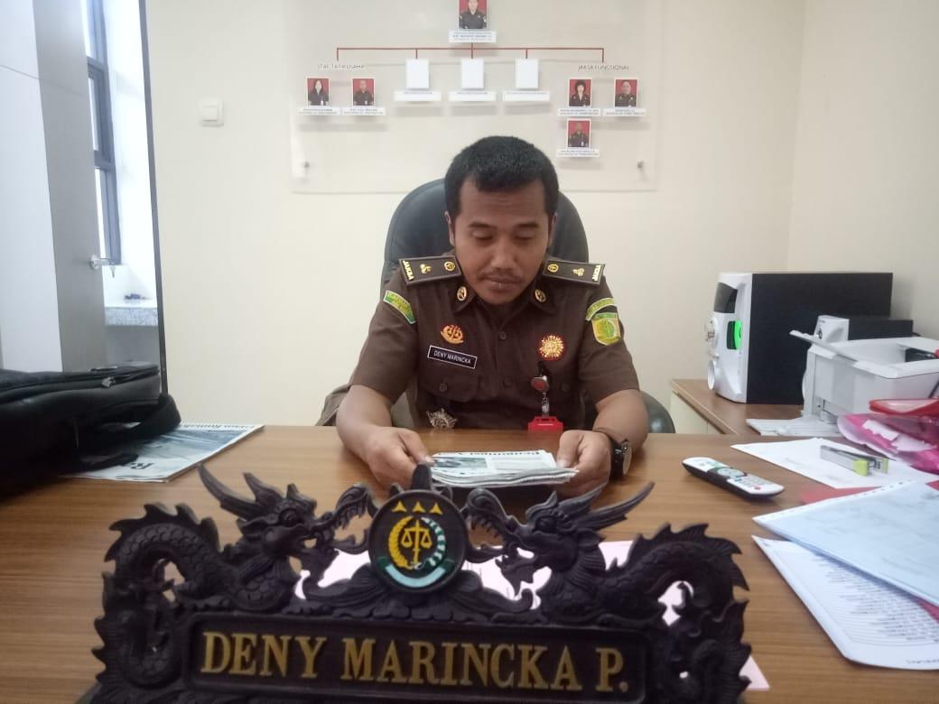 Kasipidsus Kejari Garut, Deny Marincka. Foto: dara.co.id/Beni