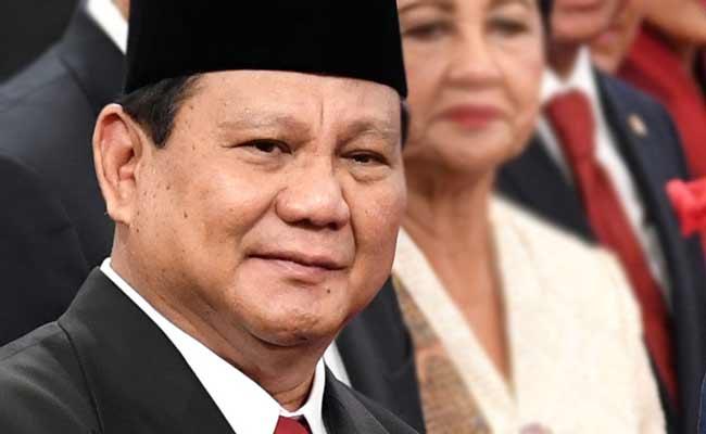 Prabowo Subianto, Menteri Pertahanan (Foto: kabar24-bisnis.com)