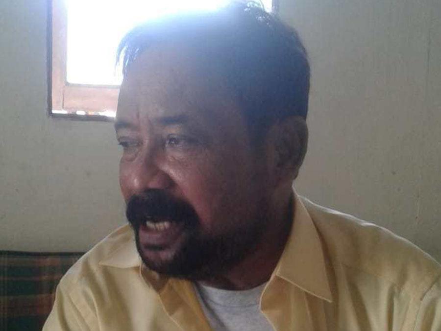 Ketua PWI Subang, H Nano Suwarno