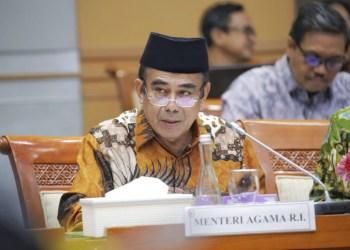 Menteri Agama, Fachrul Razi (Foto: nusakini.com)