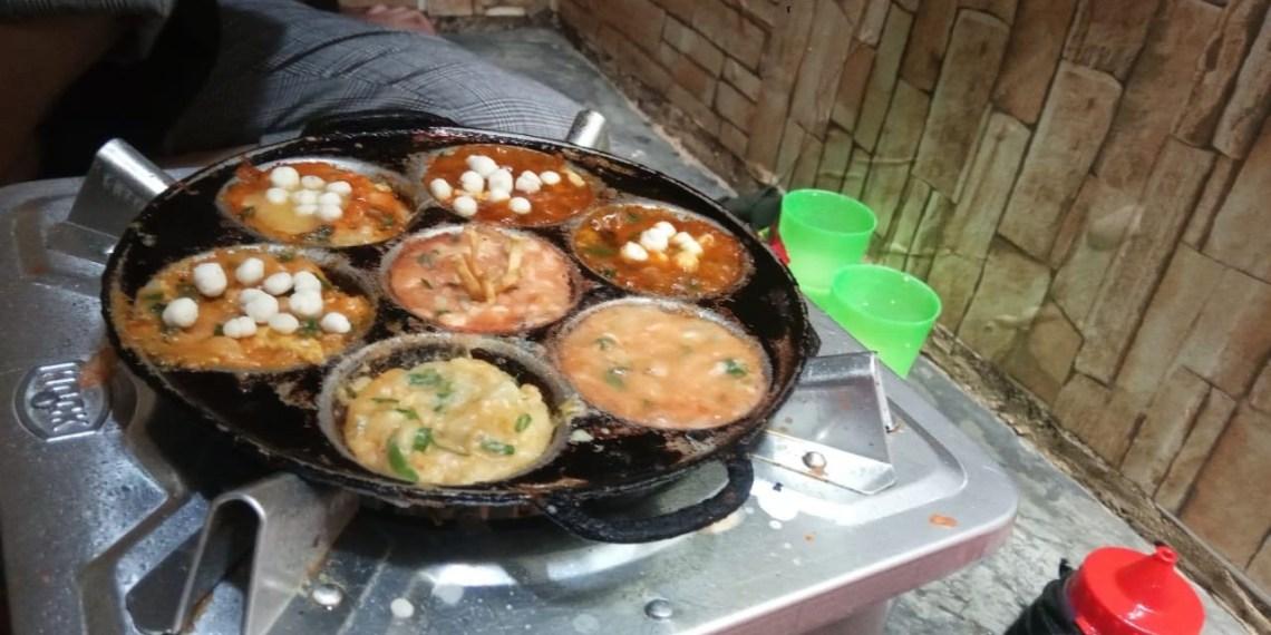 Makanan Cece (Foto: dela/dinda)