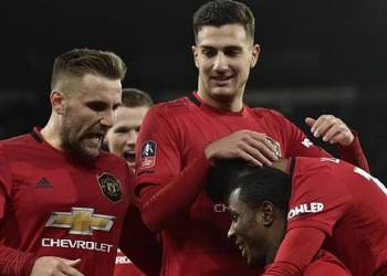 Bungkam Derby County, Manchester United Tembus Perempat Final Piala FA (Foto : Line today)