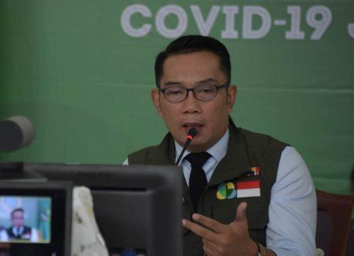Gubernur Jabar, Ridwan Kamil. (Foto: Humas Pemprov Jabar)