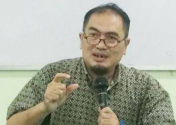 Kamsul Hasan Ketua Komisi Komptensi Persatuan Wartawan Indonesia