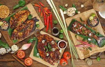 Kreasi Kuliner serba ikan (Foto : Liputan6)