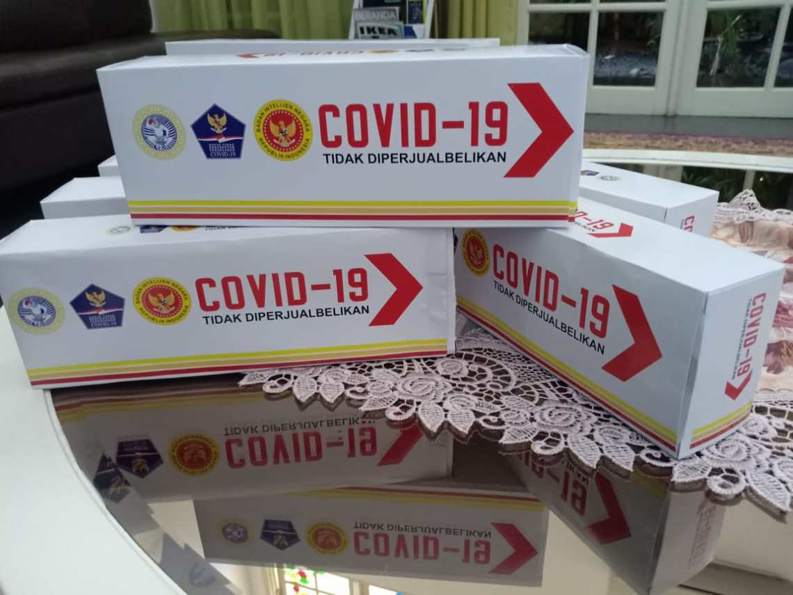 Komponen obat Covid-19 yang ditemukan Unair. (Foto:Unair/ayobandung)
