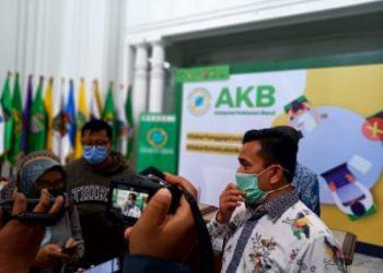 Kadisdik Jabar, saat ditemui di Gedung Sate (Foto: Ardian Resco/dara.co.id)