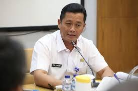 Sekretaris Daerah Kota Bandung Ema Sumarna (Foto: bandungkita)
