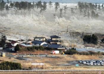 Ilustrasi Tsunami (Foto: jabarnews)